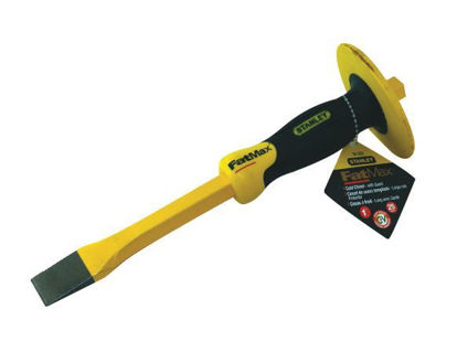 Picture of Stanley Cold Chisel With Bi-Material Hand Guard ST16332