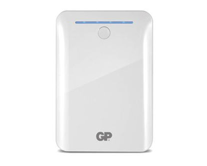 Picture of GP Batteries- DC Power bank portable 10400mAh (White)