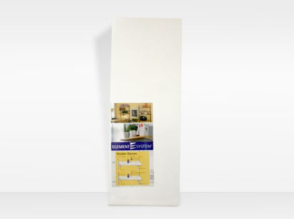 Picture of Element System Wood Shelving 300mm Stipple White