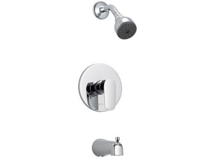 Picture of Delta Elemetro Series In-Wall Tub And Shower, 3 Setting Handshower
