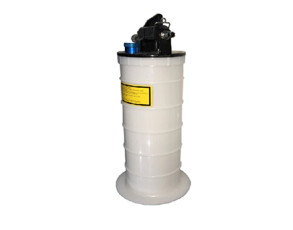 Picture of Licota Pneumatic Fluid Extractor (Black/White), ATS-4021
