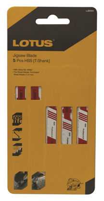 Picture of Lotus LJB024 Jigsaw Blade MK-HSS (Thin Metal)