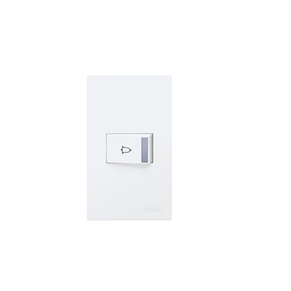 Picture of Royu 1 Gang Doorbell Switch WD801