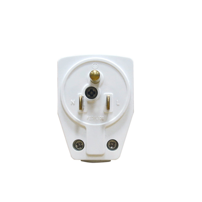 Picture of Firefly Heavy Duty Plug with Ground FEDPL108