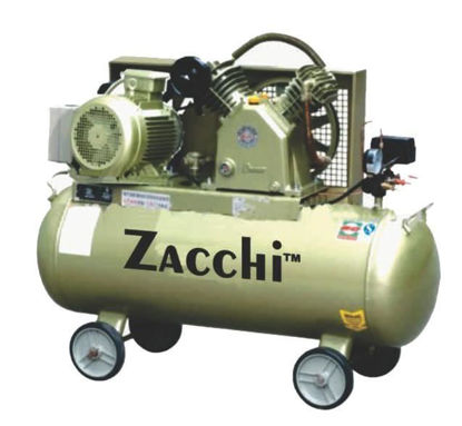 Picture of Zacchi Industrial Type Belt Air Compressor ZAC-200