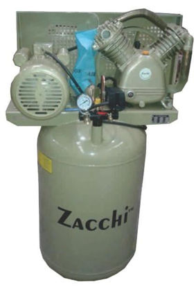Picture of Zacchi Vertical Type Air Compressor ZAC-200V
