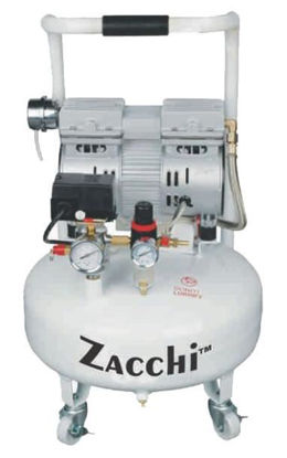 Picture of Zacchi Oil Free Noiseless Compressor OF550-9L