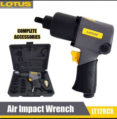 """Picture of Lotus Air Impact Wrench 1/2"""" W/ Kit LT12RCX"""