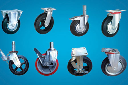 Picture for category Caster Wheel