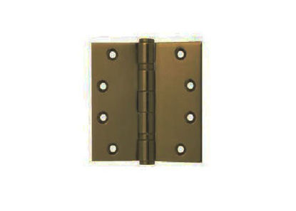 Picture of Yale 2 Ball Bearing Button Tipped Door Hinge 2BB 3.5X3.5X2 MM ABSS'