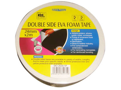 Picture of Kl & Ling Int Inc Foam Tape