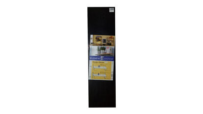 Picture of Element System Wooden Shelving 800mm X 200mm - Black