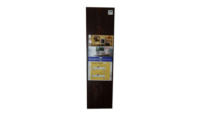 Picture of Element System Wooden Shelving 800mm X 200mm - Ebony