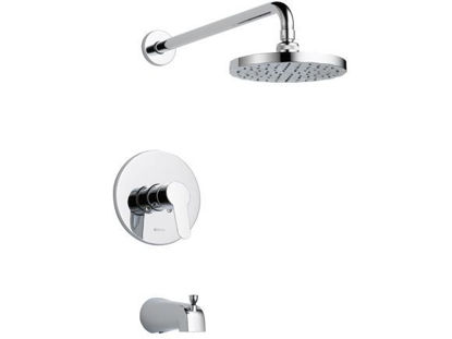 Picture of Delta Celeste Series Tub And Shower, Bathroom Faucet DT33575