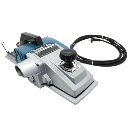 "Picture of Makita 1806B 6-3/4"" 1200W Power Planer (Blue/Silver)"