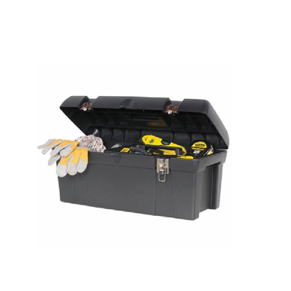 Picture of Stanley Tool Box with Metal Latch STSTST24113