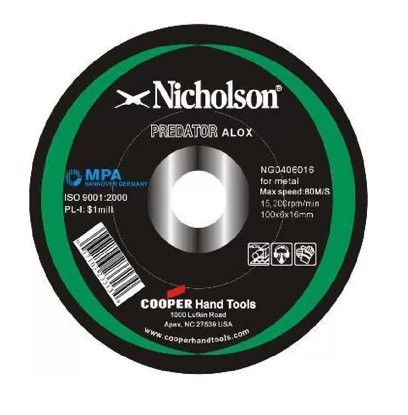Picture of Nicholson Cutting Wheel