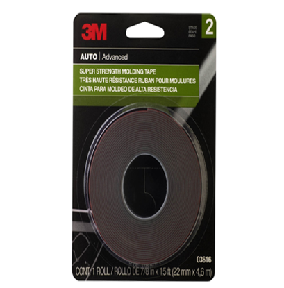 Picture of 3M Molding Tape Super Strength - 15 ft.