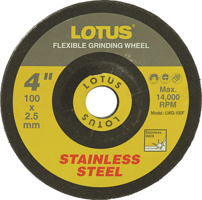 Picture of Lotus LWG100F Grinding Wheel
