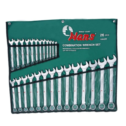 Picture of Hans 16626M Combination Wrench Set