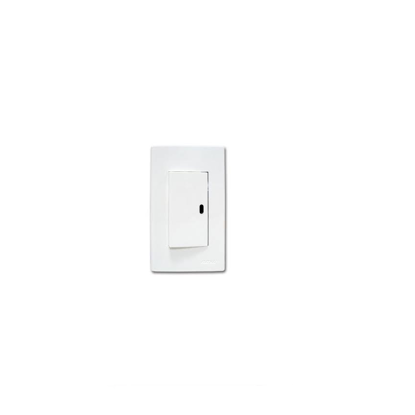 Picture of Royu 1 Gang Switch with LED Set WD601