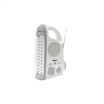 Picture of Firefly 31 LED Multi-function Desk& Spot Lamp • AM/FM Radio FEL413