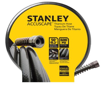 Picture of Stanley Garden Hose Titanium STBDS6623