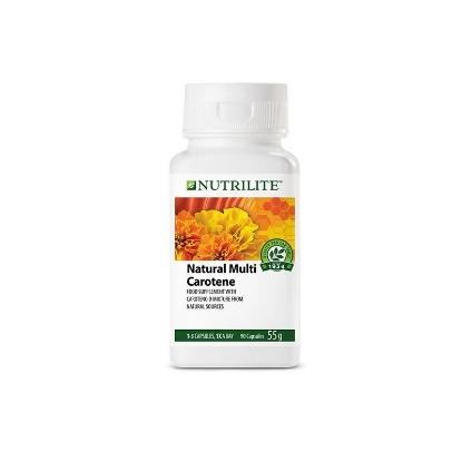 Picture of Nutrilite Multi-Carotene Softgel Capsule