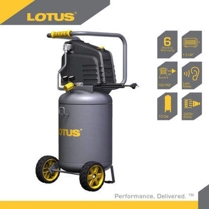 Picture of Lotus Air Compressor 20G 1.8HP LTVC7500