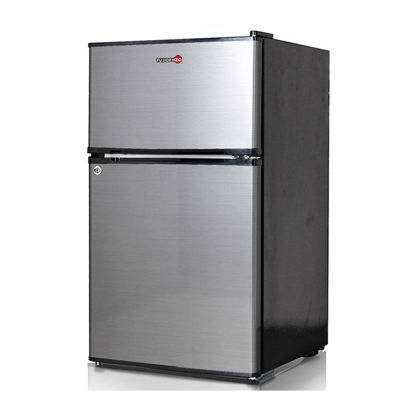 Picture of Fujidenzo  Two Door Personal Refrigerator RBT 35 SL