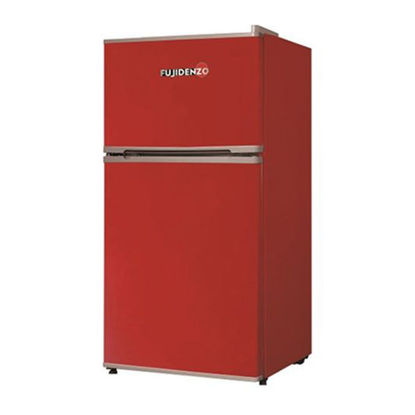 Picture of Fujidenzo  Two Door Refrigerator RDD 35 R