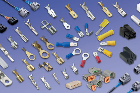 Picture for category Terminal Lugs
