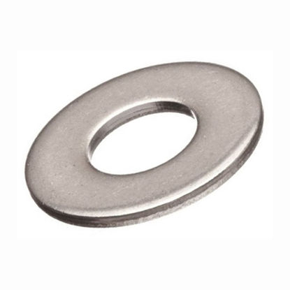 Picture of 10 Pcs 316 Stainless Steel Flat Washer Inches Size, 316STFW