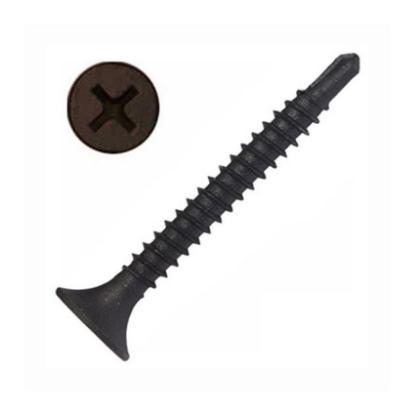 Picture of 100 Pcs Black Drywall Screws, GYPUM-METAL