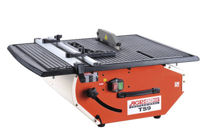 Picture of Tile Saw With Diamond Blade TS9