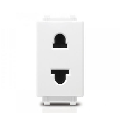 Picture of 2P US-EU Socket Origami Style Simplex