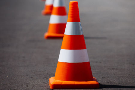 Picture for category Safety Cones | Tape