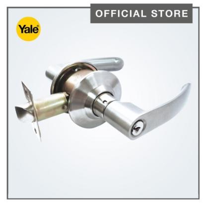Picture of Yale VL4467 U15, Essential Series Tubular Leverset Handleset Door Lock, VL4467U15