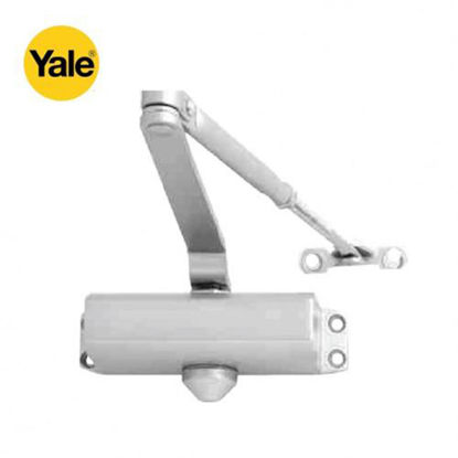 Picture of Yale Y602 Series Door Closer, Silver, Y602SIL