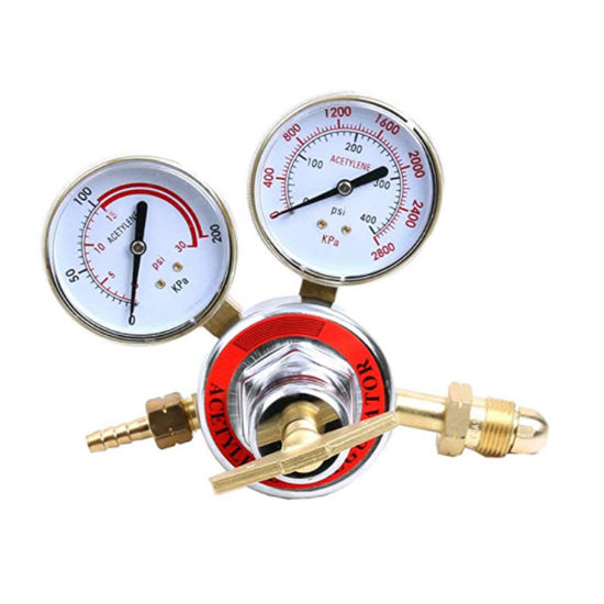 Picture of Harris Disc For Acetylene LPG (RED), 77655B