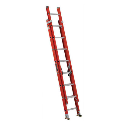 Picture of Ame's Fiberglass Extension Ladder 2x12, 02021