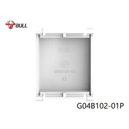 Picture of Bull Blank Plate (White), G04B102-01P