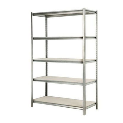 "Picture of Tactix 5 Layer Shelving Unit (34"" X 14"" X 72"", 36"" X 18"" X 72"", 48"" X 24"" X 72""), ME329016"